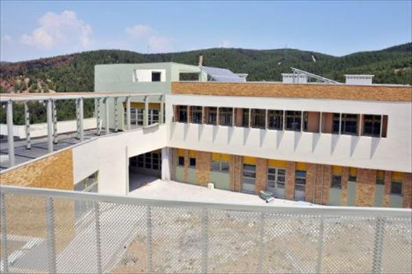 Βιοκλιματικό σχολείο στη Θεσσαλονίκη