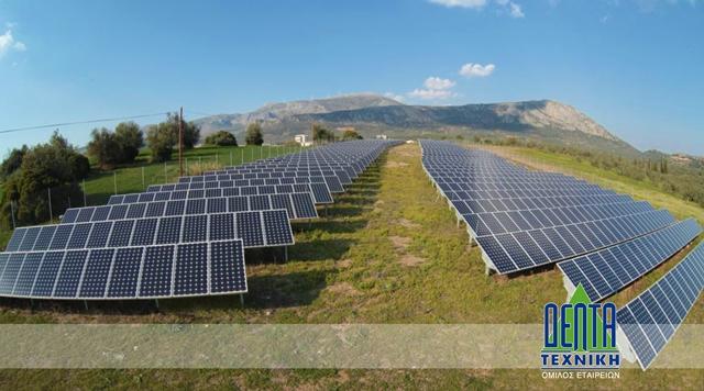 11 Νέα φωτοβολταϊκά πάρκα από τη Δέλτα Τεχνική Α.Ε.
