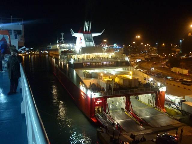 Προσπάθεια εξοικονόμησης ενέργειας στο λιμάνι του Πειραιά