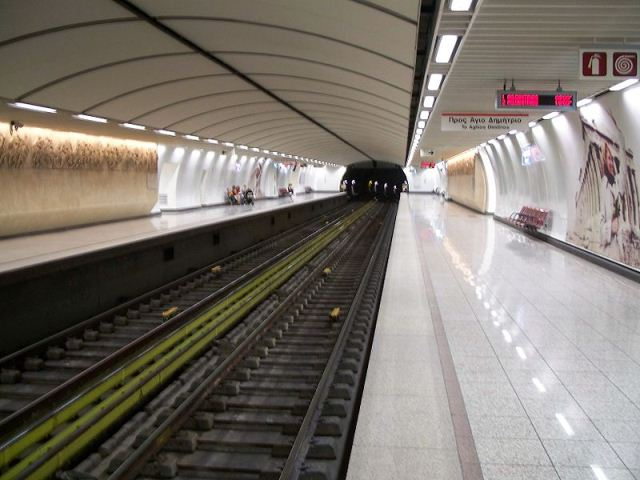Athens Metro Line 2