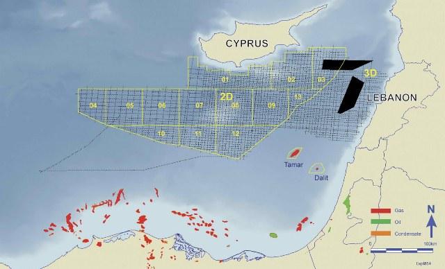 Φυσικό αέριο από το Ισραήλ στην Κύπρο με αγωγούς