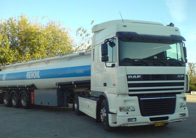 revoil truck