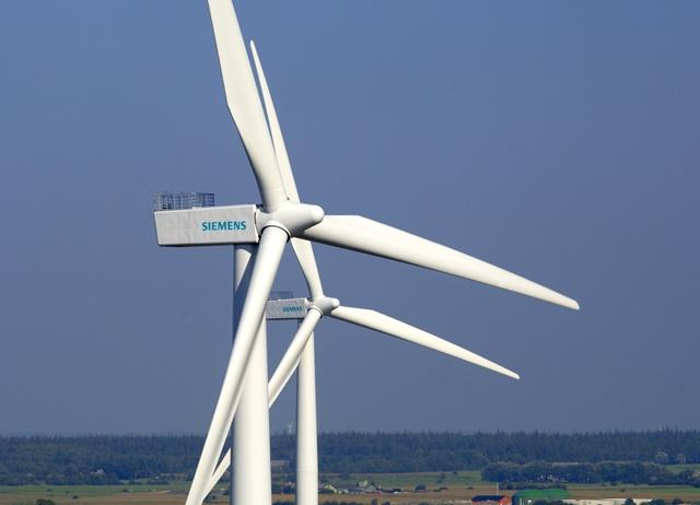 Νέα παραγγελία για ανεμογεννήτριες στη Siemens