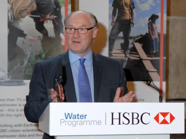 Επένδυση της HSBC για τους υδάτινους πόρους