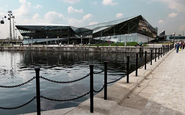 Η Siemens εγκαινιάζει το κέντρο Crystal στο Λονδίνο