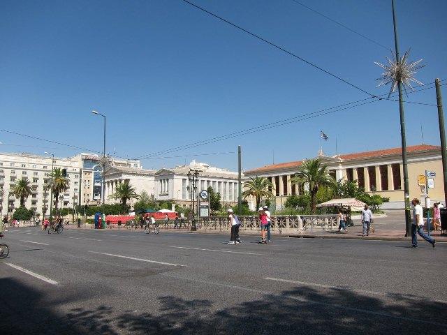«Ζήσε την Αθήνα χωρίς αυτοκίνητο»