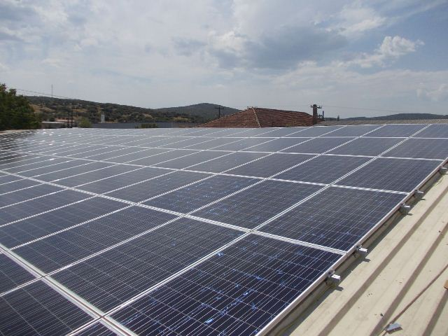 Συνεργασία Hanwha SolarOne-Advartia