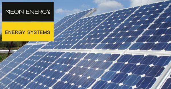 Η Neon Energy στην Energy Photovoltaic