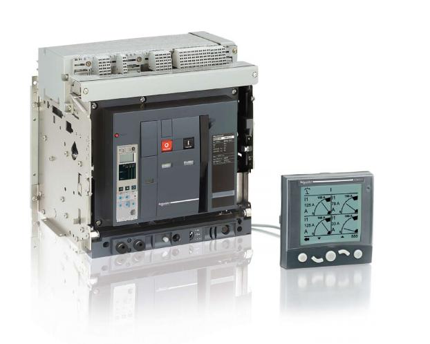 Η Schneider Electric λανσάρει τη νέα μονάδα ελέγχου Micrologic E