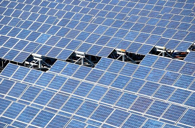 Μεγάλη ηλιακή επένδυση της Κίνας ενόψει