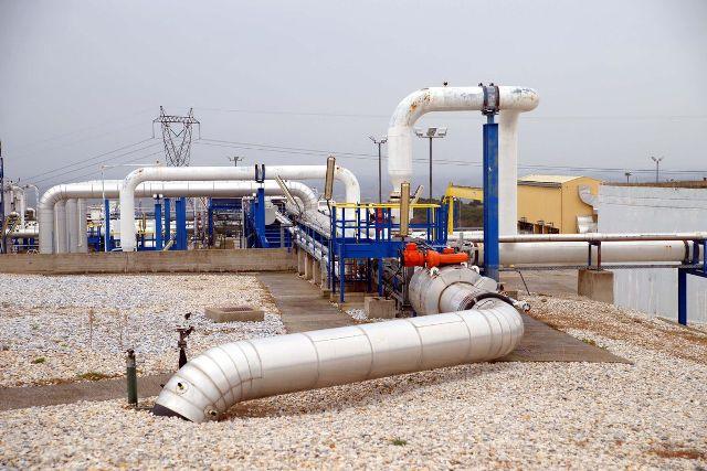 Πρώτη ηλεκτρονική δημοπρασία αερίου από τη ΔΕΠΑ