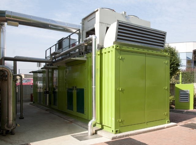 Μονάδα παραγωγής βιοαερίου στο Μεσολόγγι