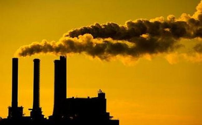 Σε επίπεδα ρεκόρ η εκπομπή CO2