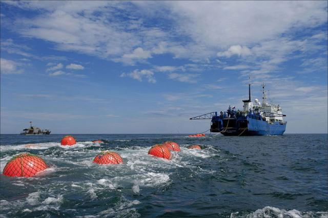 Νέο ερευνητικό σκάφος της PGS στην Ελλάδα