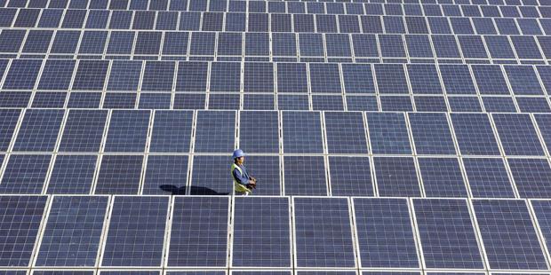 Νανοασήμι αντί για κασσίτερο στα μελλοντικά φωτοβολταϊκά