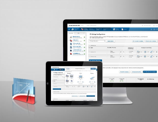 Online το Sunny Design της SMA