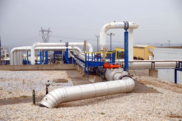 Πρώτη δημοπρασία φυσικού αερίου από τη ΔΕΠΑ