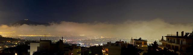 Ενημέρωση των πολιτών για τα αιωρούμενα σωματίδια στην ατμόσφαιρα