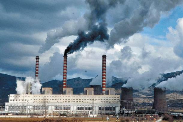 Επιπλέον κόστος σε βιομηχανία και ΔΕΗ από ρύπους
