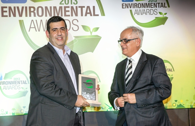 wind 3g eco award
