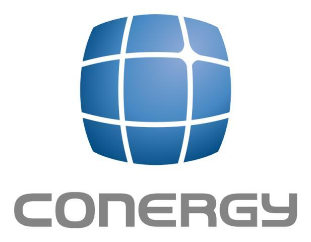 Νέα έργα στην επαρχία για την Conergy