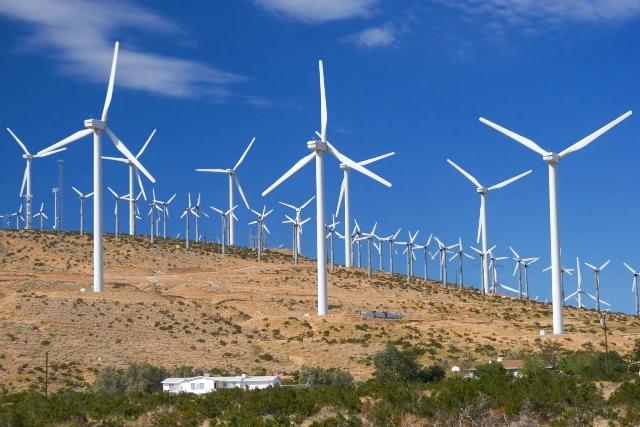 Στα 1746 MW τα αιολικά στην Ελλάδα