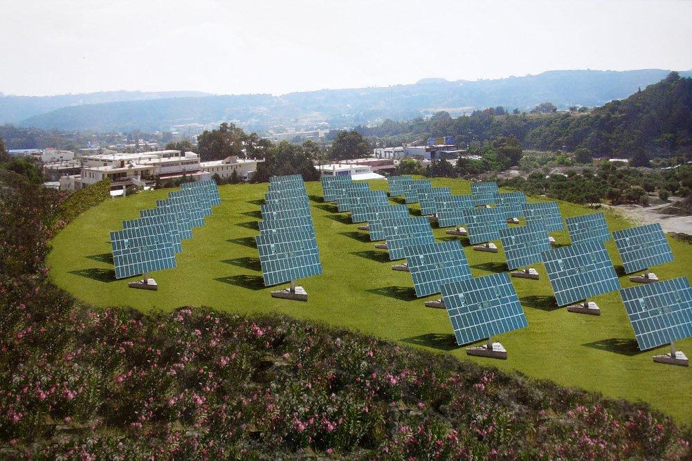 Η ισχύς των φωτοβολταϊκών διπλασιάστηκε το 2012 (!)