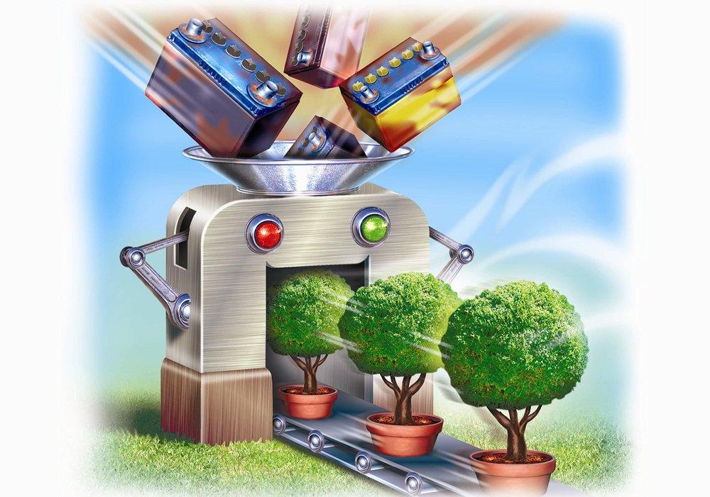 Η. Ορδόλης (ΑΦΗΣ): «Πρωτιά στην ανακύκλωση…»