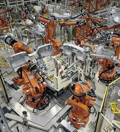Η ΑΒΒ ανέλαβε την προμήθεια 2.400 robots στον Όμιλο BMW