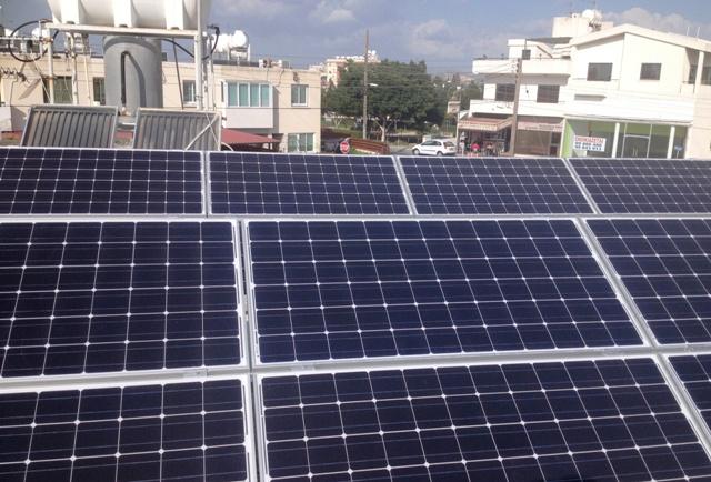 Νέα έργα από τη Neon Energy Cyprus