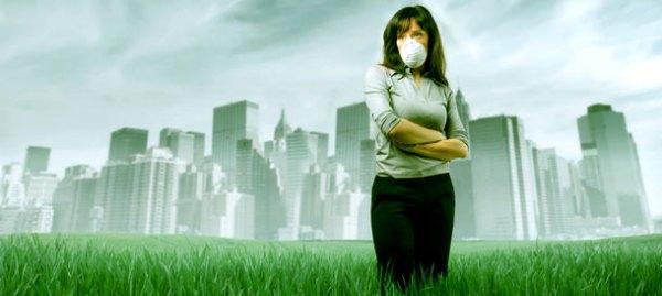 Εναντίον της ατμοσφαιρικής ρύπανσης…