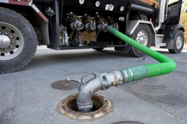 Χορηγία πετρελαίου σε δημοτικό σχολείο