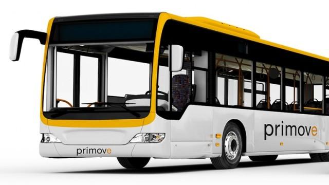 Ηλεκτρικά λεωφορεία με ασύρματη φόρτιση στη Γερμανία