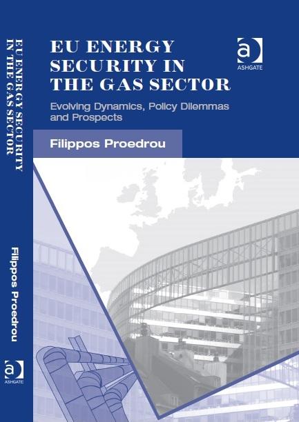 Παρουσίαση βιβλίου για την αγορά του φυσικού αερίου