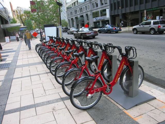 Ενοικιαζόμενα ποδήλατα από Δήμους της Αττικής