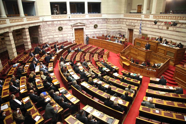 Ψήφιση νομοσχεδίου για τα αποθέματα πετρελαίου