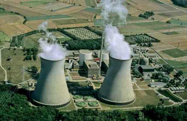 Δράση της Greenpeace για την πυρηνική ενέργεια
