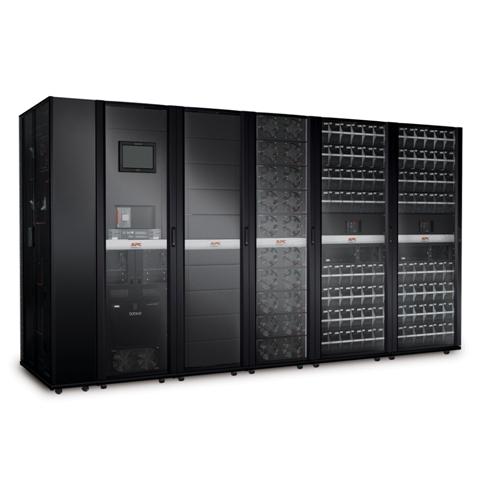 Πιστοποίηση Energy Star στο Symmetra PX 250/500kW UPS