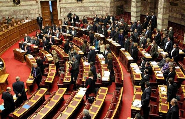 Ομιλία Υπουργού Αναπληρωτή ΠΕΚΑ στη Βουλή