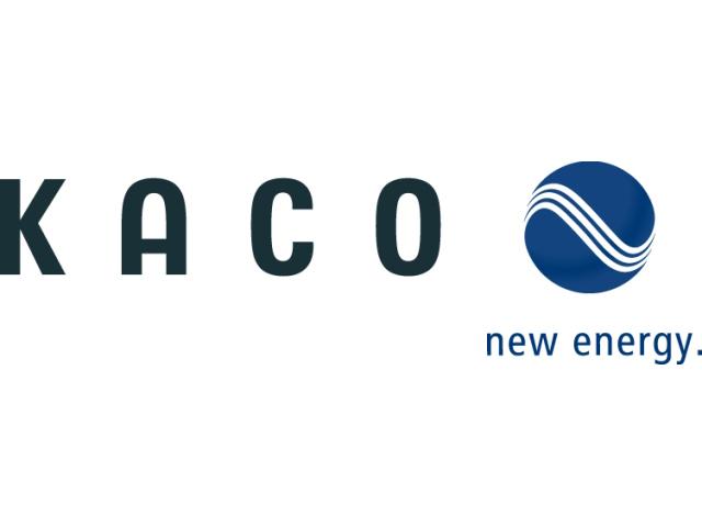Η KACO new energy στην Intersolar Europe