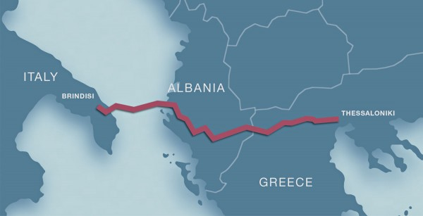Αβραμόπουλος: Υπέρ του αιτήματος της Κροατίας για συμμετοχή στον TAP