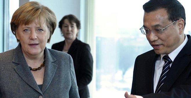 Υπέρ των συζητήσεων με την Κίνα η Γερμανία