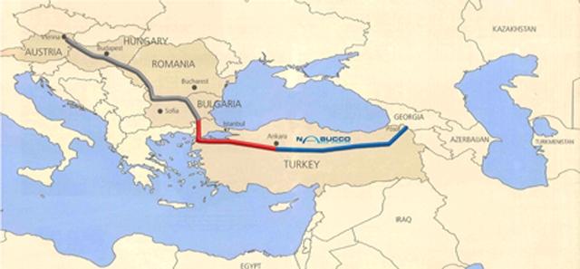 Επιστολή των χωρών του Nabucco προς την Ε.Ε.
