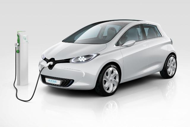 H Renault επενδύει στην ηλεκτροκίνηση