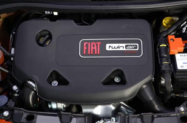 Βράβευση οικολογικού κινητήρα FIAT