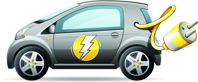 Οδόστρωμα φόρτισης ηλεκτρικών οχημάτων