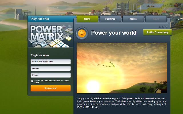 Online παιχνίδι από τη Siemens Energy
