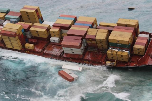 WWF: Κίνδυνος ναυτικών ατυχημάτων
