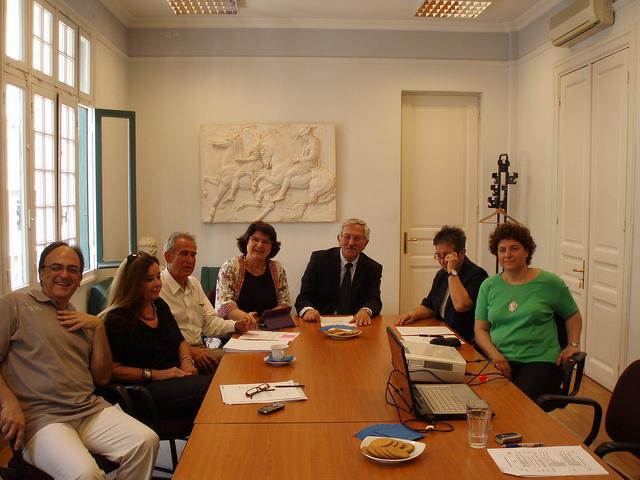 Επίσκεψη Λιβιεράτου στην ΕΑΧΑ Α.Ε