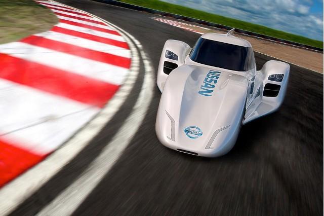 Το ταχύτερο ηλεκτρικό αυτοκίνητο